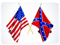 Tapis de souris « Etandard Civil War »