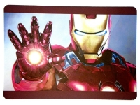 Tapis de souris  « IRON MAN de face »