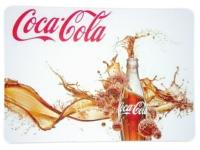 Tappis de souris   « Coca Cola éclaboussure »