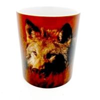 Mug  Loup à la chasse