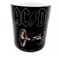 Mug ACDC Back in Back