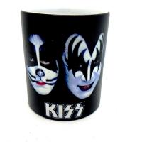 Mug KISS 4 visages