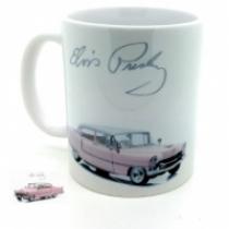Mug Cadillac Elvis Presley