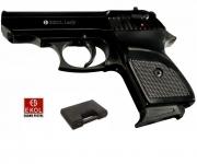 Pistolet de défense à blanc  Mod. Lady noir