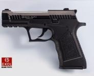 Pistolet de défense à blanc  Mod. ALP 2 bonze