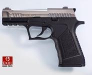 Pistolet de défense à blanc  Mod. ALP 2 bicolor