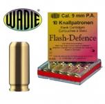 Cartouches de Défense  FLASH   Cal. 9 mm PAK Pistolet