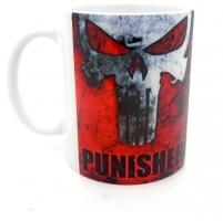 Mug punisher rouge sang