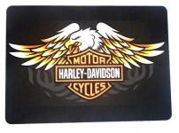 « Harley Davidson aigle déployé »