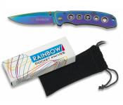 Couteau PLIANT RAINBOW