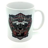 Mug américan steel