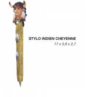 Stylo bille INDIEN CHEYENNE