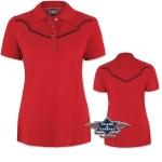 T-Shirt Western Caitlin