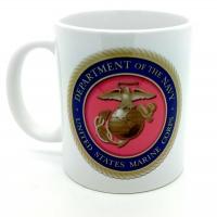 Mug Département Navy  United States