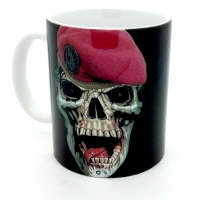 Mug Skull Para