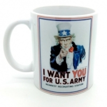 Mug Uncle Sam
