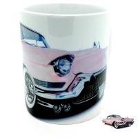 Mug  Cadillac rose