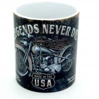 Mug Legends Never Die