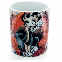 Mug Betty Boop Love