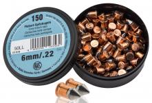 Cartouche Boite de 150 bosquettes  cal 6mm/22 Defender