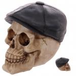 Crâne tête de mort avec  CASQUETTE