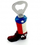 Decapsuleur botte drapeau TEXAS