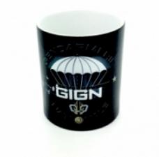 Mug GIGN parachute