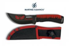 Couteau Red Eagle  de 21 cm  lame courbé