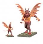 Statue Curse of the démon de 25 cm
