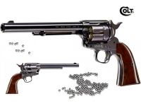 Revolver  COLT  S.A.A. 45   Finition Blue