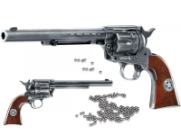 Revolver  COLT  S.A.A. US Marchal  Finition Antique