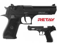 Pistolet de défense Mod. Désert Eagle bronze