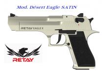 Pistolet de défense  Mod. Désert Eagle  satin