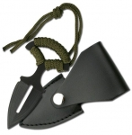 Couteau de combat de Ceinture   PUSH DAGGER  G10 KAKI