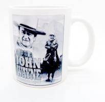 Mug «John Wayne image noir et blanc»