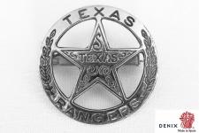 Etoile Badge des Rangers du Texas