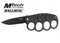 Couteau Poing américain lame de 8.8 cm