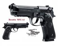 Pistolet Co2  Beretta M92 A1   Cal 4.5  BB