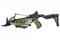 Pistolet  Arbalète ALLIGATOR   Green Tactical