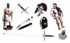 15 - Médiéval / Historique / Celtique
