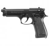 Pistolet BERETTA  Bronze à blanc  Mod 92 (Réplique) Bruni