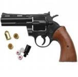 Revolver à blanc PYTHON 380  Bronze Bruni,  réplique  357 Magnum