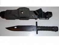 Poignard baionnette de SURVIE  US M9   avec scie