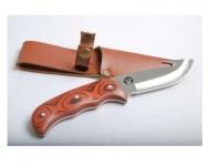Couteau de chasse  décor Cerf