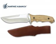 Couteau de chasse ou autre de 28 cm   avec Etui tout Cuir