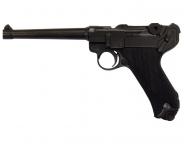 Pistolet  LUGER  P04/06  de Marine Noir / 30 cm