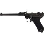 Pistolet  LUGER  d'Artillerie Noir   34.5 cm