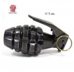 Grenade Quadrillé US  MK 2  Noir