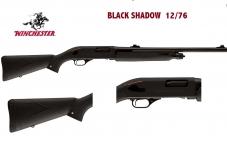 Fusil à pompe Winchester Black Shadow   Cal 12/76