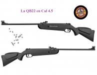 Carabine à air Beeman QB22